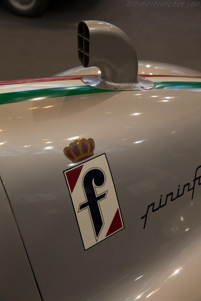 Abarth Bialbero Record  - Entrant: Fiat Heritage  - 2017 Retromobile