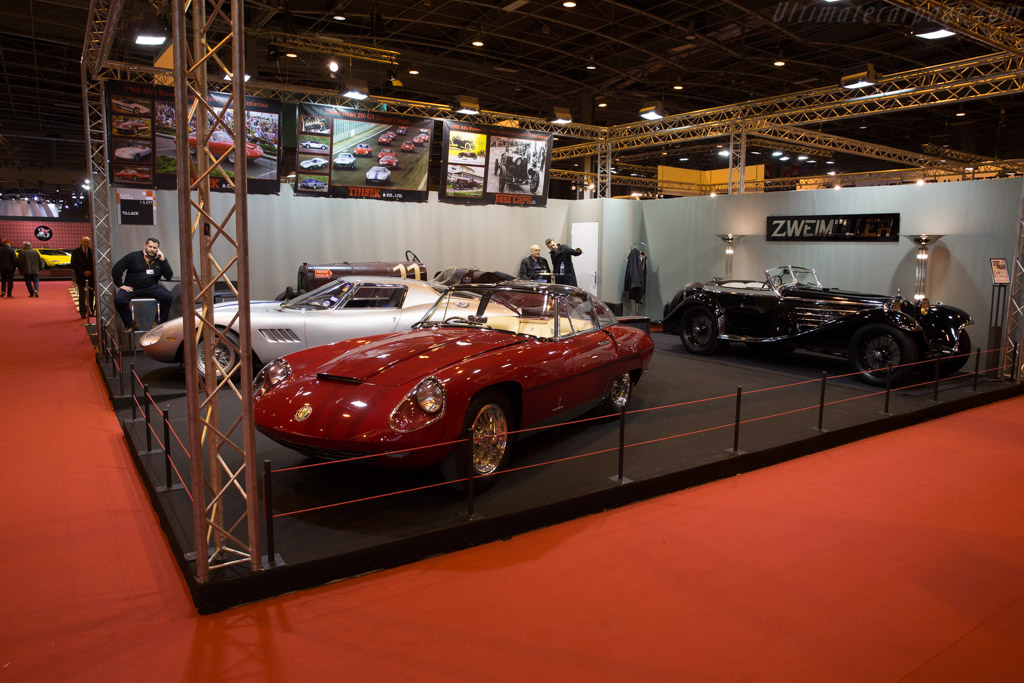 Alfa Romeo 6CM 3000 Superlfow IV - Chassis: 1361.00128   - 2017 Retromobile