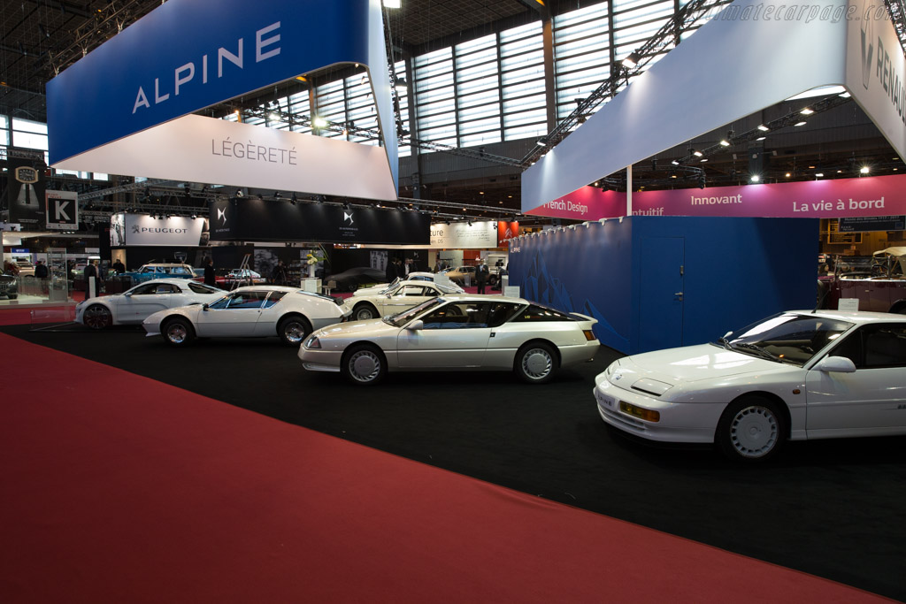 Alpine GTA    - 2017 Retromobile