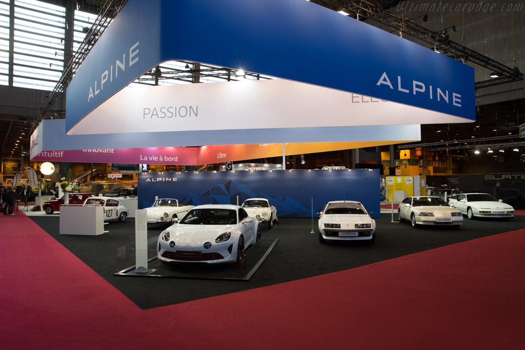 Alpine Vision Concept    - 2017 Retromobile