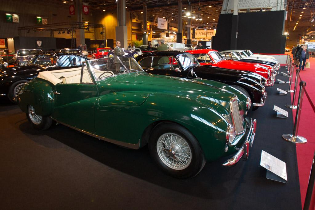 Aston Martin DB1    - 2017 Retromobile