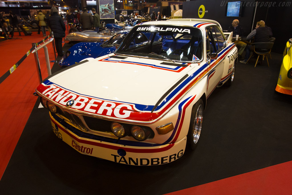 BMW 2800 CS - Chassis: 2201659 - Entrant: Will I'Anson  - 2017 Retromobile