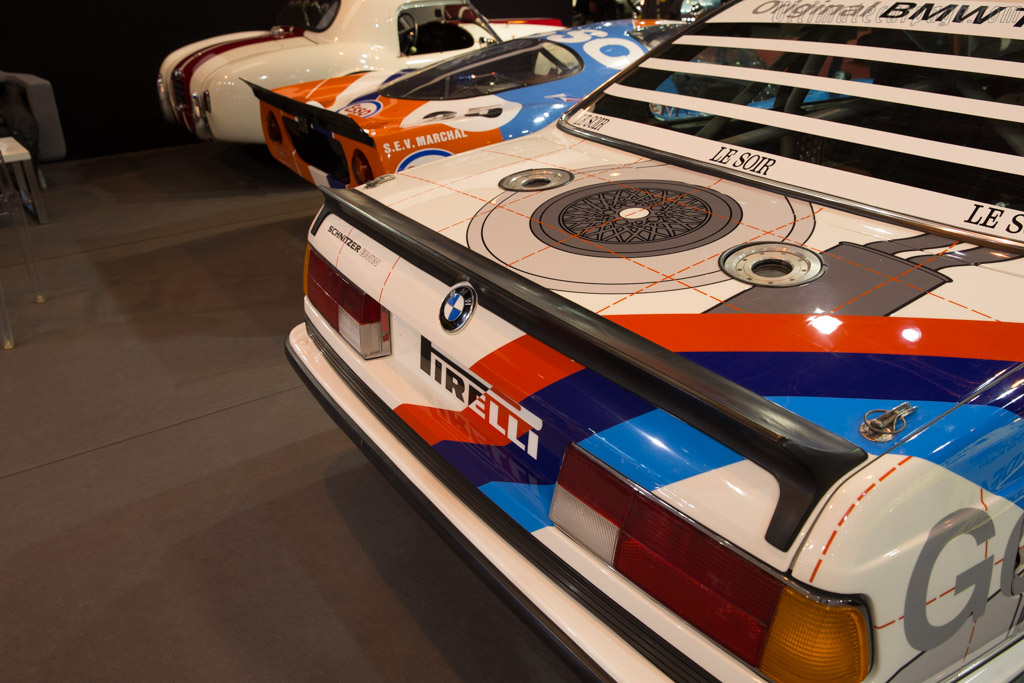 BMW 635 CSi - Chassis: E24 RA2-79 - Entrant: Ascott Collection  - 2017 Retromobile