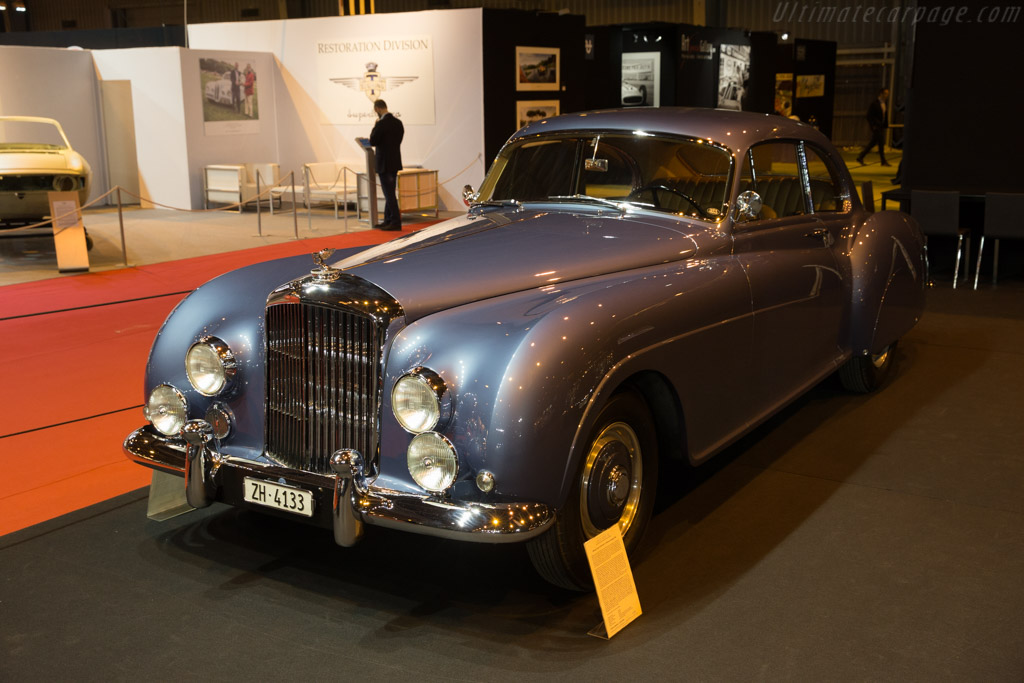 Bentley R Type Continental Mulliner - Chassis: BC44LC - Entrant: Lukas Hüni  - 2017 Retromobile