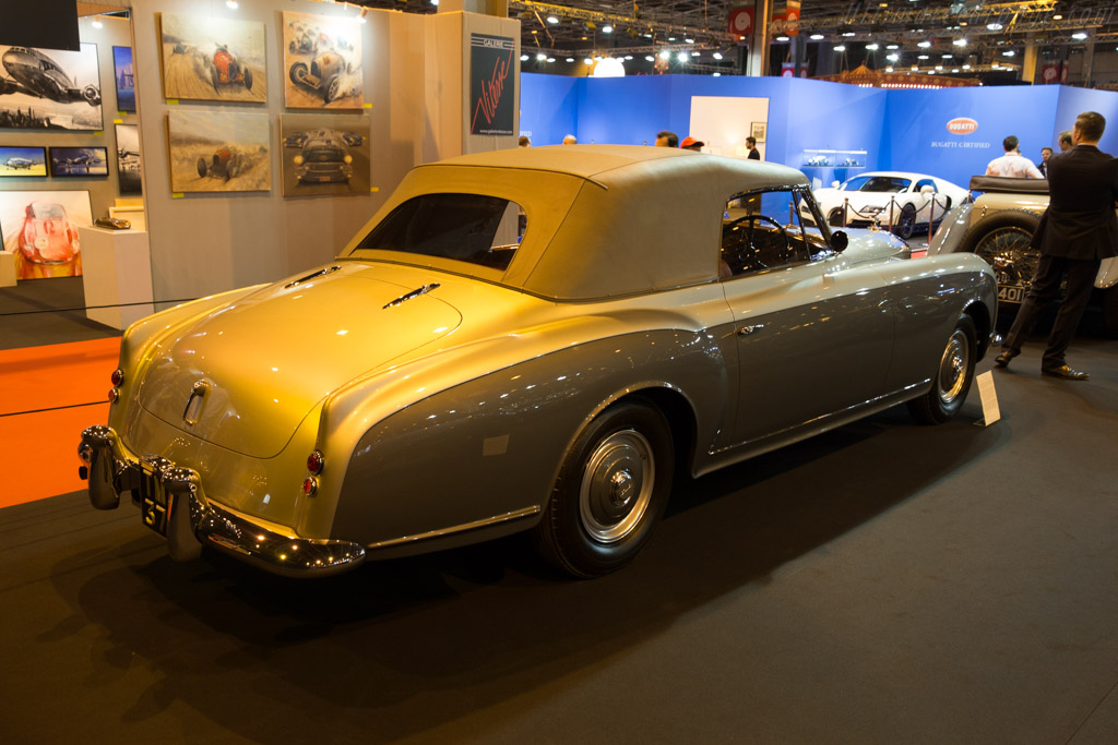 Bentley R Type Continental Mulliner DHC - Chassis: BC73C - Entrant: Lukas Hüni  - 2017 Retromobile