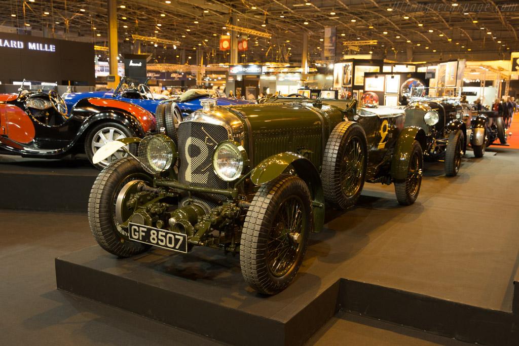 Bentley Speed Six - Chassis: HM2868 - Entrant: Lukas Hüni  - 2017 Retromobile