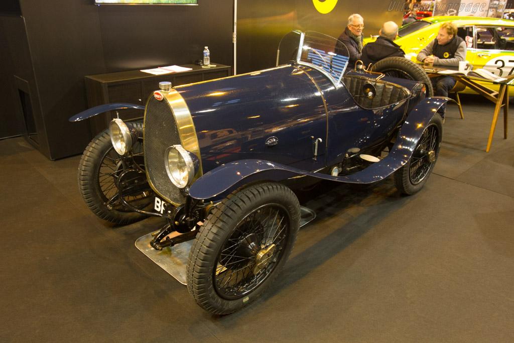 Bugatti Brescia - Chassis: BC154 - Entrant: Will I'Anson  - 2017 Retromobile