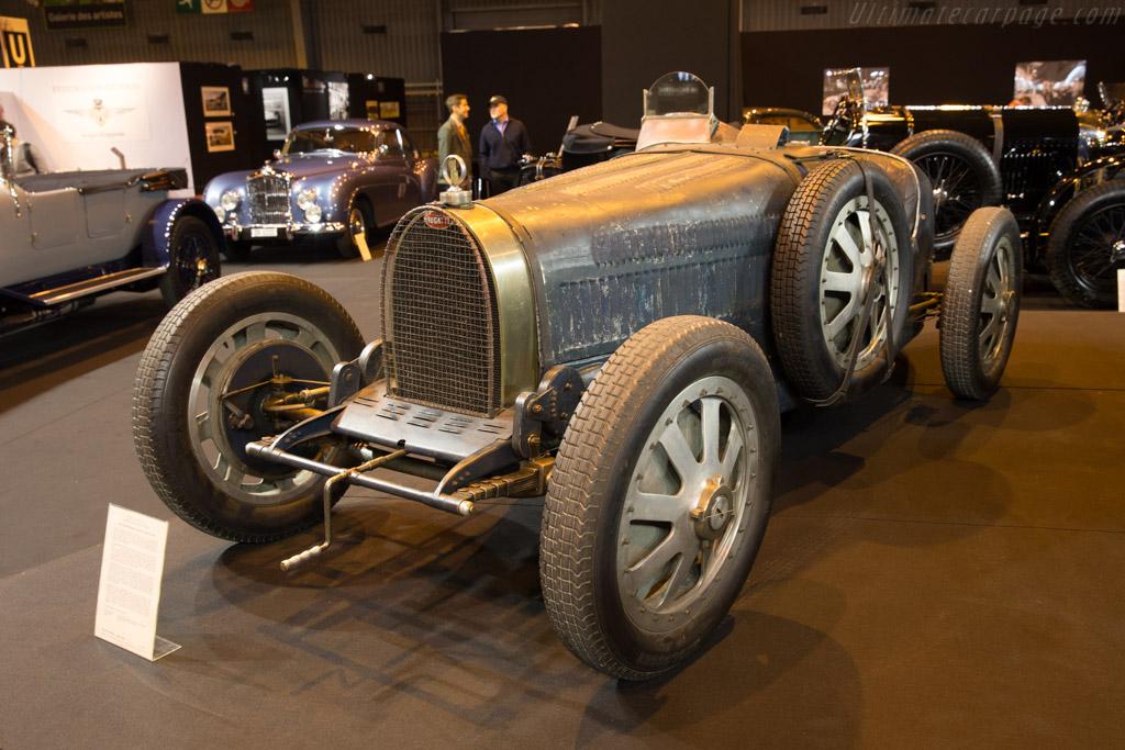 Bugatti Type 35C - Chassis: 4941 - Entrant: Lukas Hüni  - 2017 Retromobile