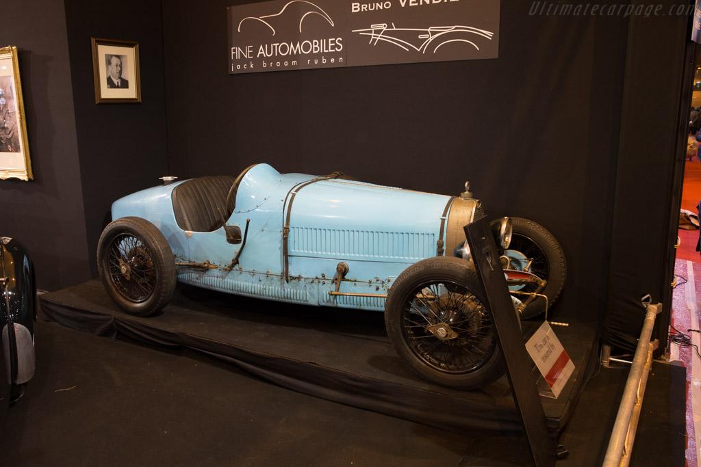 Bugatti Type 37 - Chassis: 37291 - Entrant: Bruno Vendiesse  - 2017 Retromobile