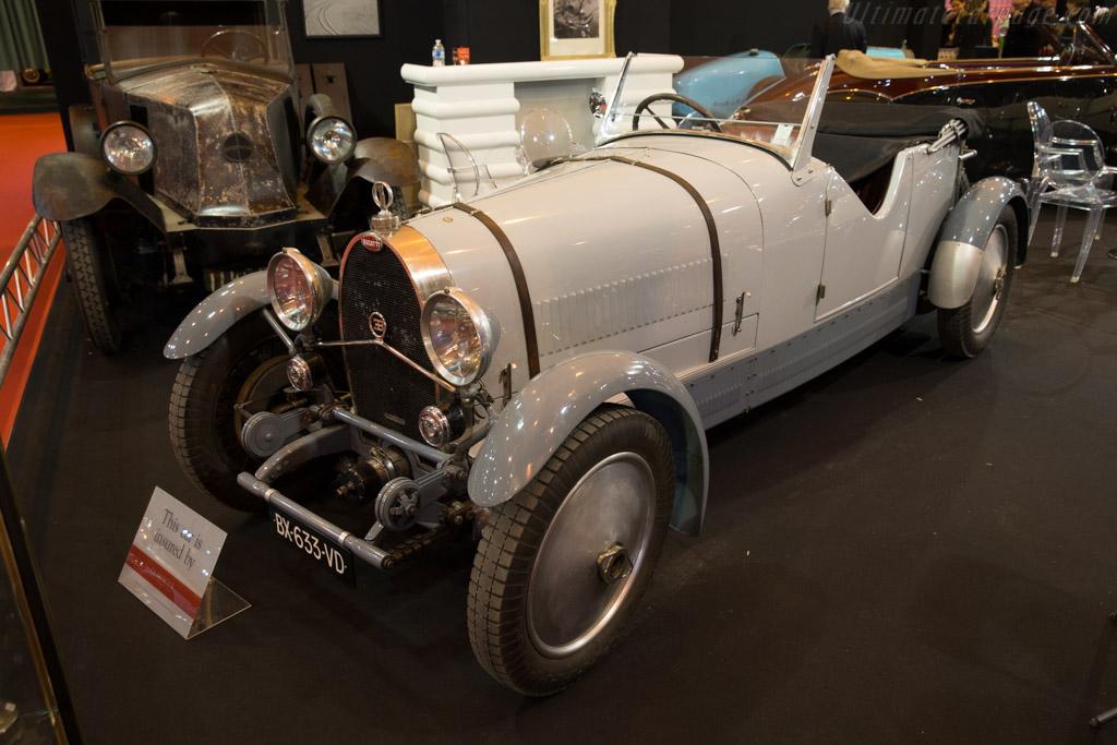 Bugatti Type 38    - 2017 Retromobile