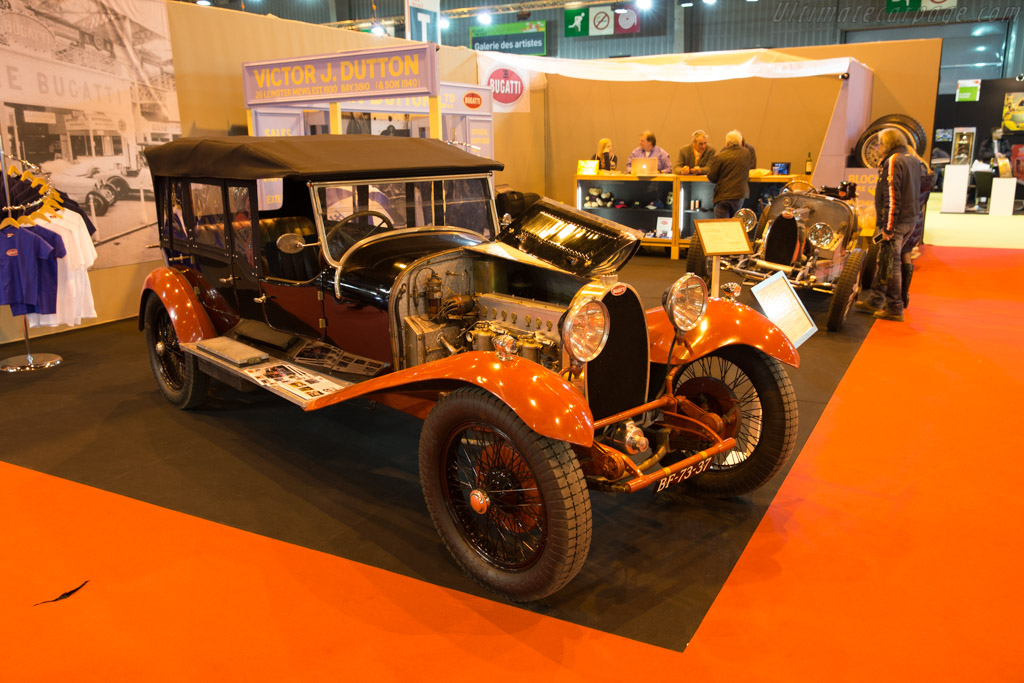 Bugatti Type 38 - Chassis: 38195   - 2017 Retromobile