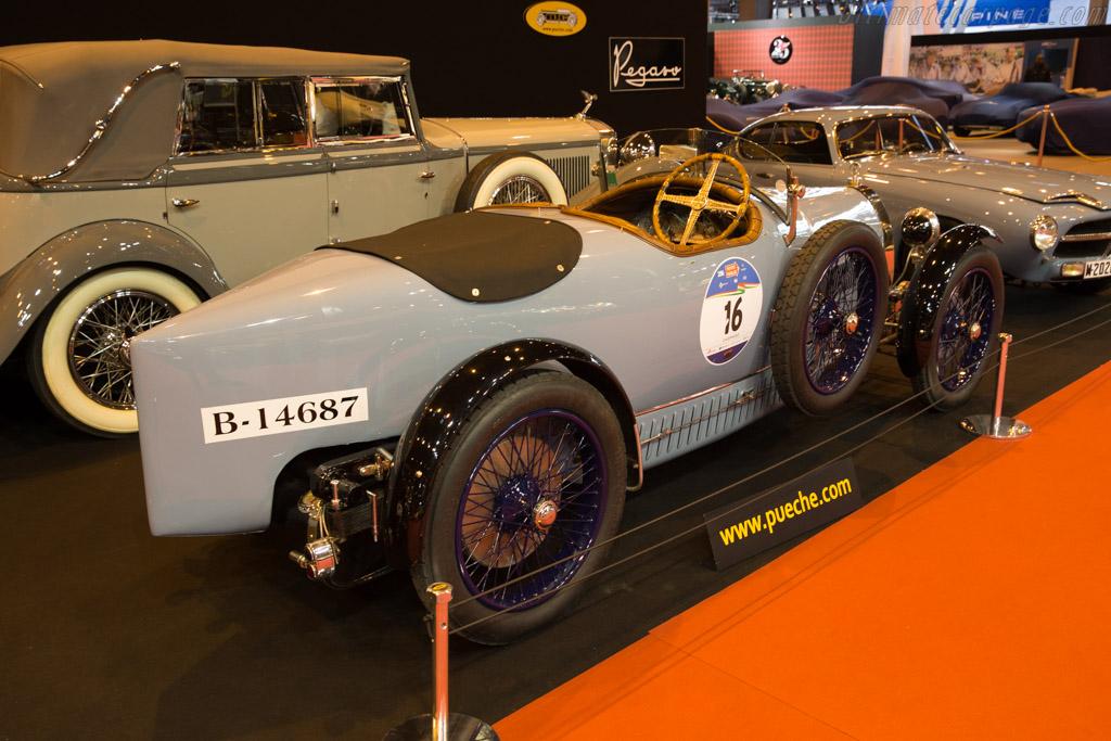 Bugatti Type 38  - Entrant: Pueche  - 2017 Retromobile
