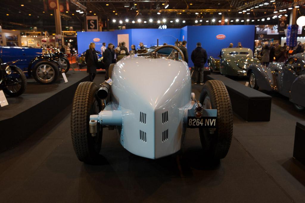 Bugatti Type 54 - Chassis: 54208 - Entrant: Lukas Hüni  - 2017 Retromobile