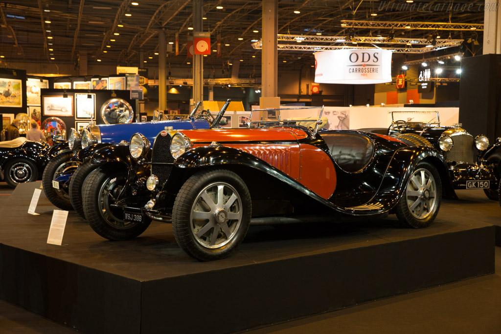 Bugatti Type 55 - Chassis: 55234 - Entrant: Lukas Hüni  - 2017 Retromobile