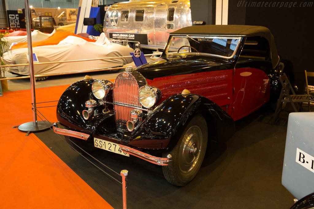 Bugatti Type 57  - Entrant: Pueche  - 2017 Retromobile