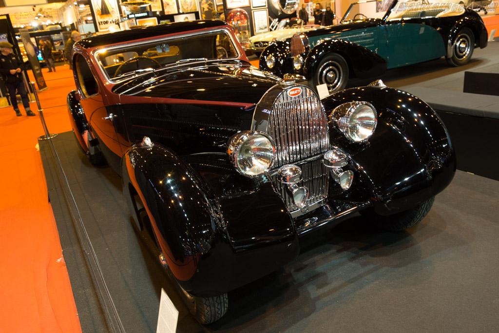 Bugatti Type 57 Atalante - Chassis: 57371 - Entrant: Lukas Hüni - 2017 Retromobile