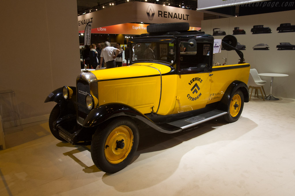 Citroen Trefle     - 2017 Retromobile