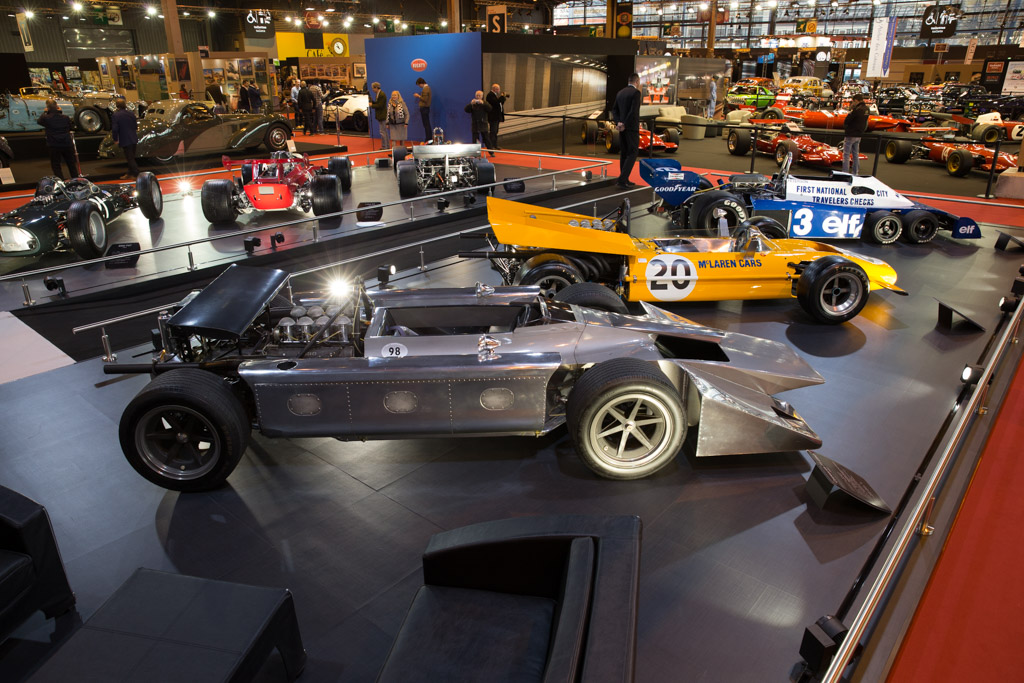 Cosworth F1 - Chassis: 1 - Entrant: Richard Mille  - 2017 Retromobile