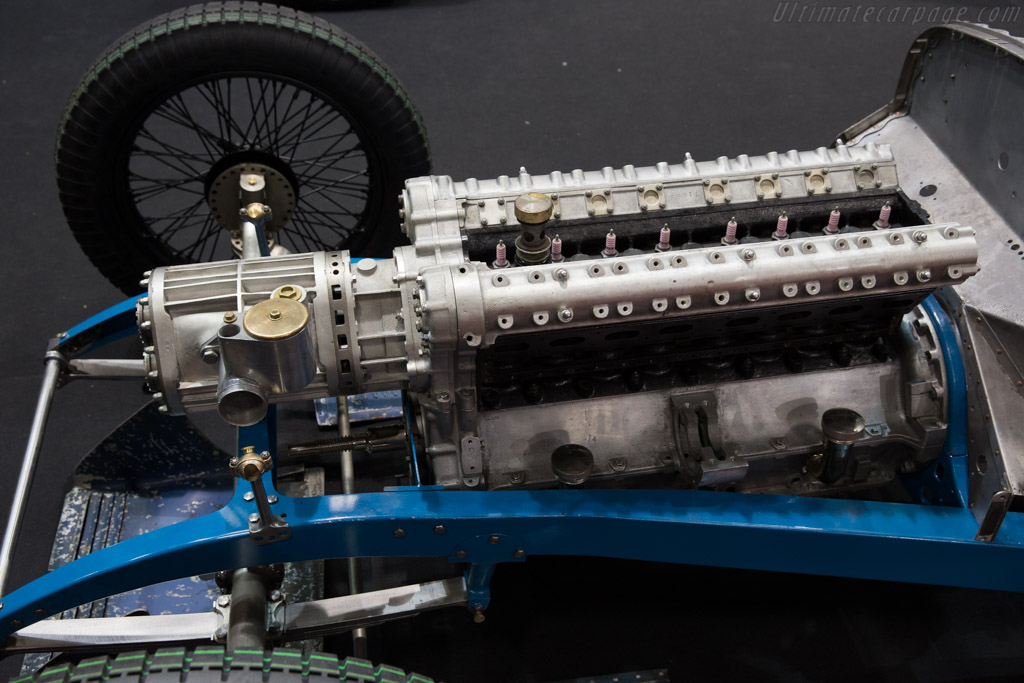 Delage 15 S8 - Chassis...
