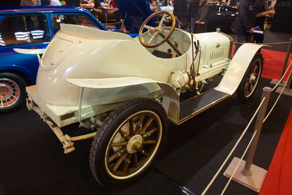 Delage L - Chassis: 321 - Entrant: Chr. Grohe  - 2017 Retromobile