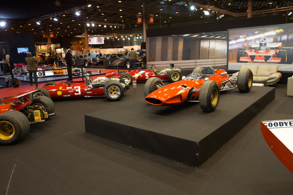 Ferrari 1512 - Chassis: 0009 - Entrant: Tradex  - 2017 Retromobile