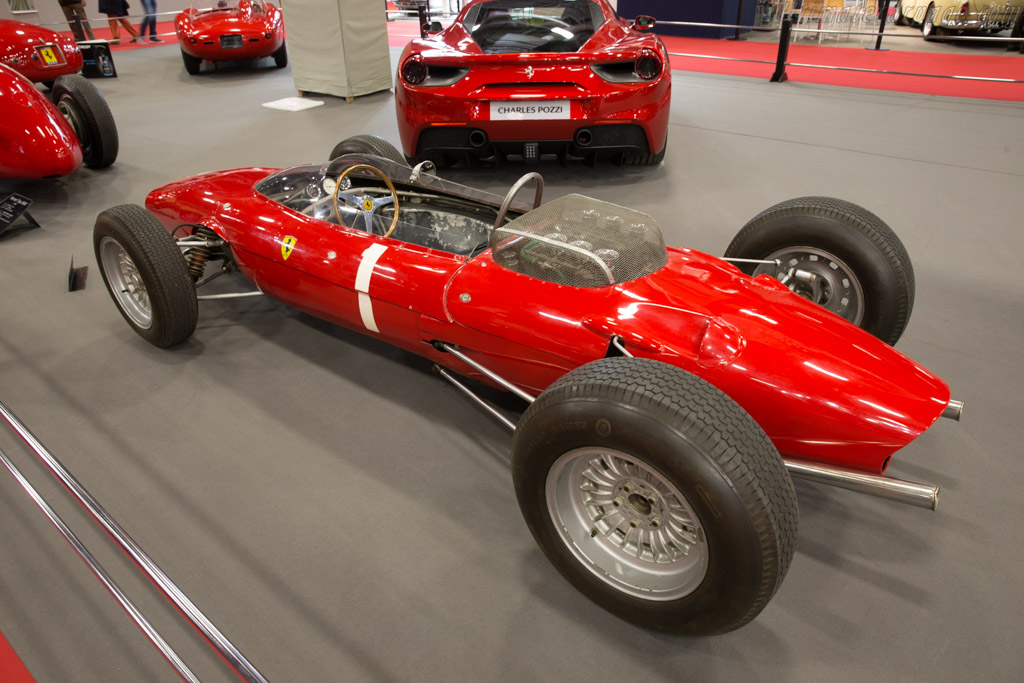 Ferrari 156 F1 - Chassis: 0004   - 2017 Retromobile