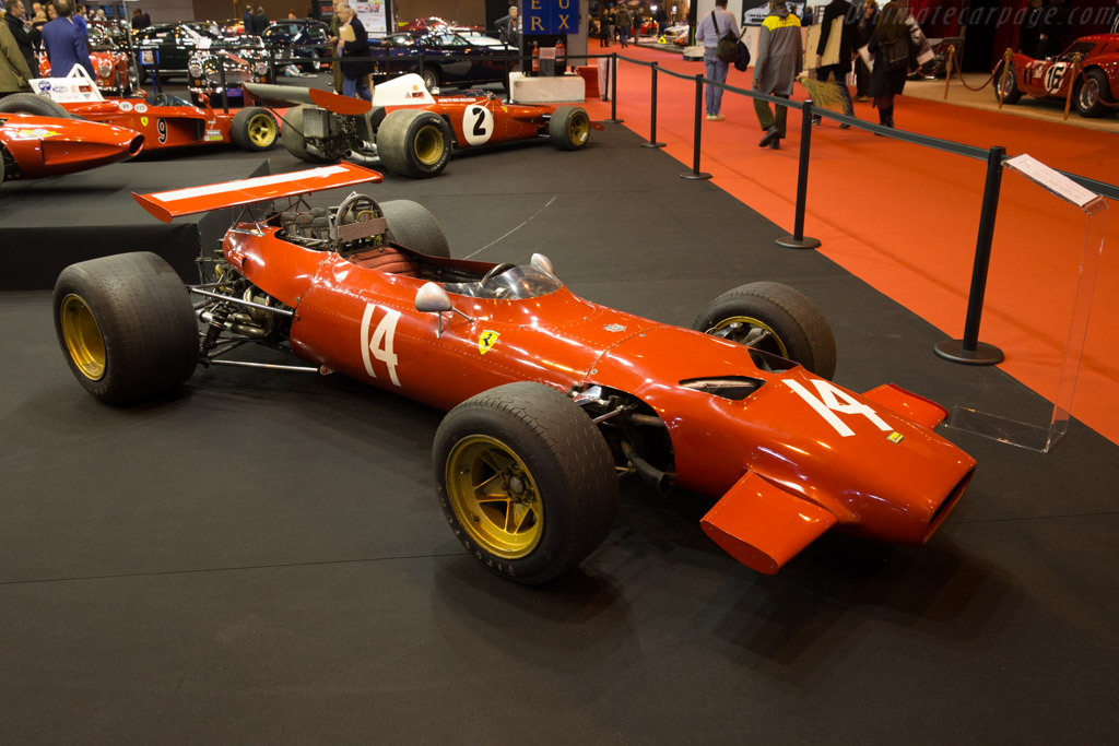 Ferrari 166 F2-246 - Chassis: 0008 - Entrant: Tradex  - 2017 Retromobile