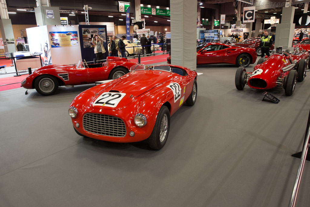 Ferrari 166 MM - Chassis: 0014M   - 2017 Retromobile