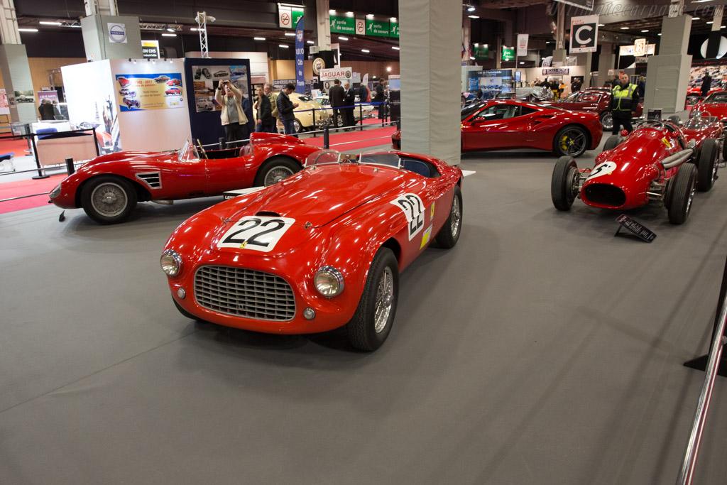 Ferrari 166 MM - Chassis: 0014M   - 2017 Retromobile