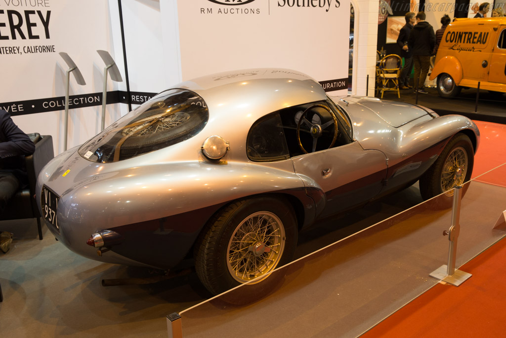 Ferrari 166 MM Uovo - Chassis: 024MB - Entrant: RM Sotheby's  - 2017 Retromobile