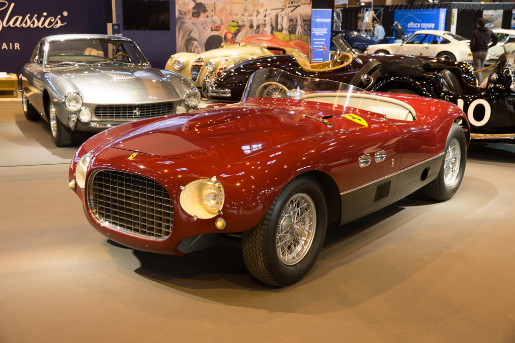 Ferrari 250 MM Vignale Spyder - Chassis: 0288MM - Entrant: JD Classics  - 2017 Retromobile
