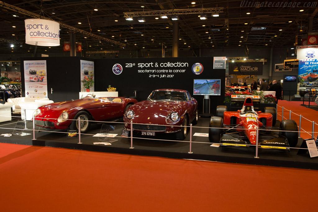 Ferrari 275 GTB - Chassis: 06915 - Entrant: Sport & Collection  - 2017 Retromobile