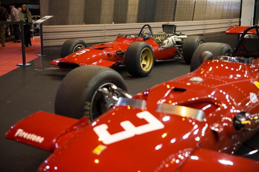 Ferrari 312 F1 - Chassis: 0019 - Entrant: Tradex  - 2017 Retromobile
