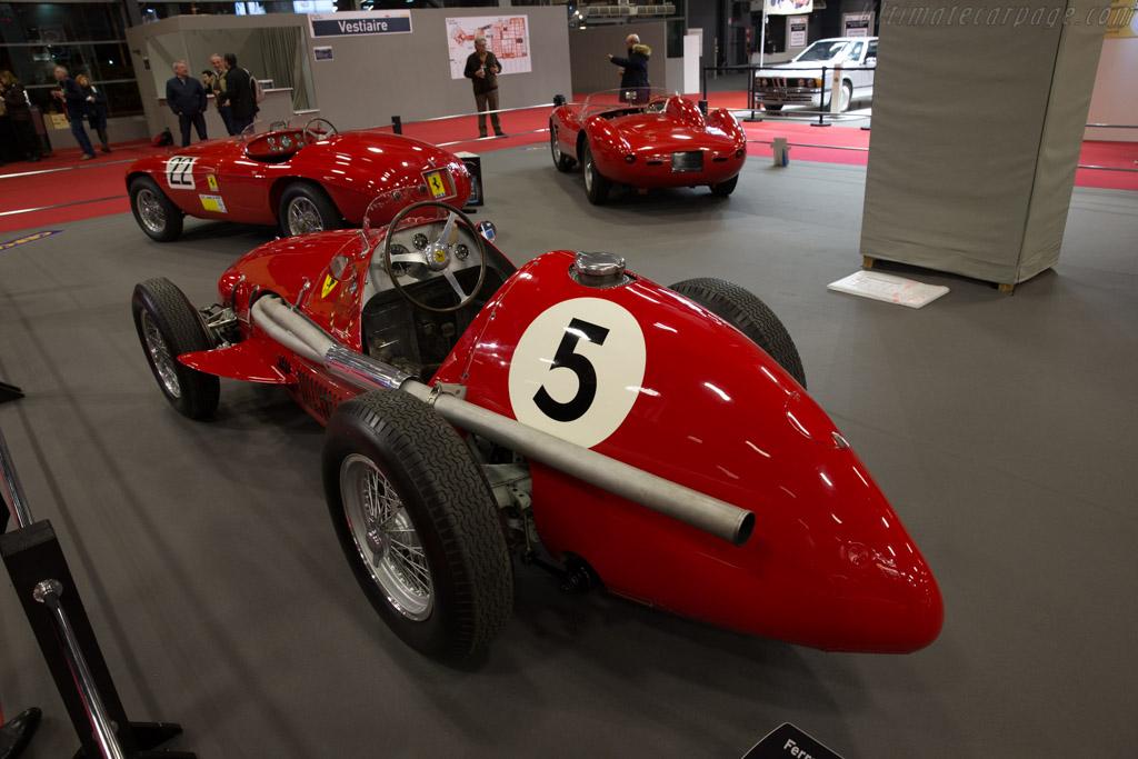 Ferrari 500 F2 - Chassis: 480-005   - 2017 Retromobile