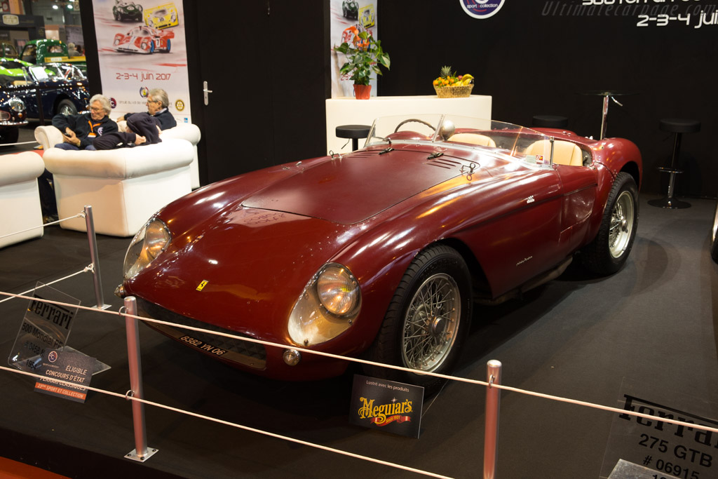 Ferrari 500 Mondial - Chassis: 0458MD - Entrant: Sport & Collection  - 2017 Retromobile