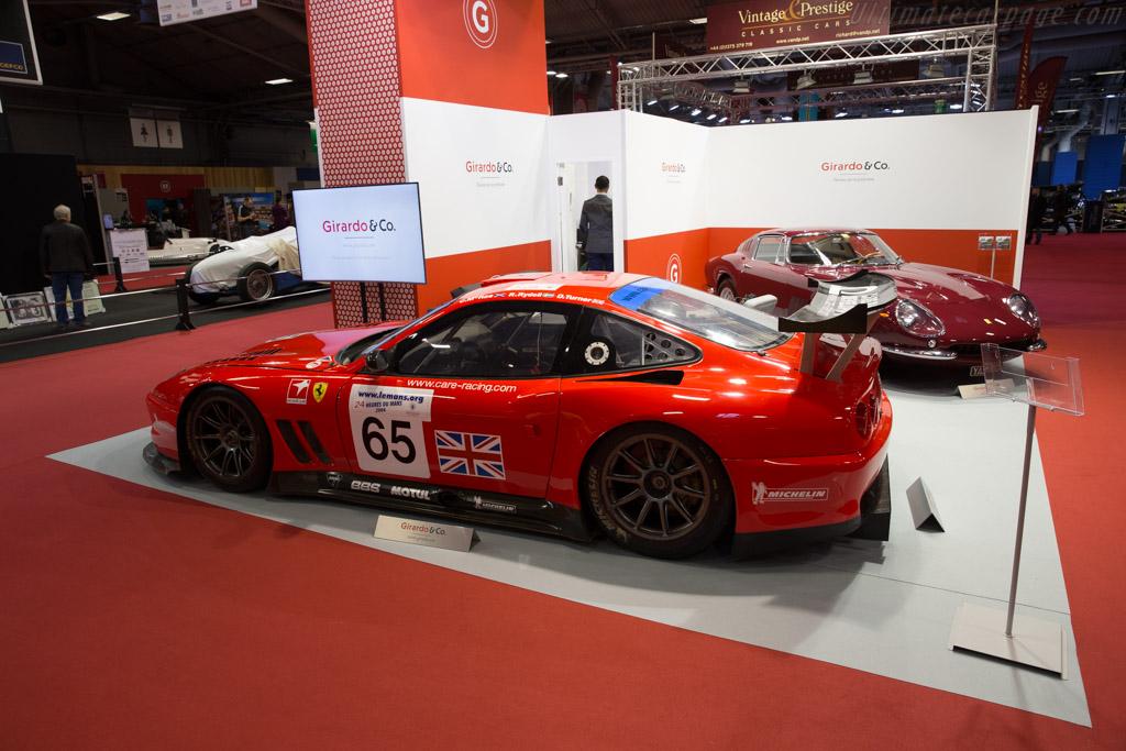 Ferrari 550 GT1 - Chassis: 113136 - Entrant: Girardo & Co.  - 2017 Retromobile