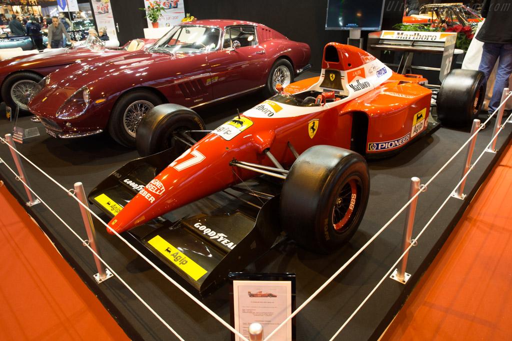Ferrari F93A - Chassis: 143 - Entrant: Sport & Collection  - 2017 Retromobile