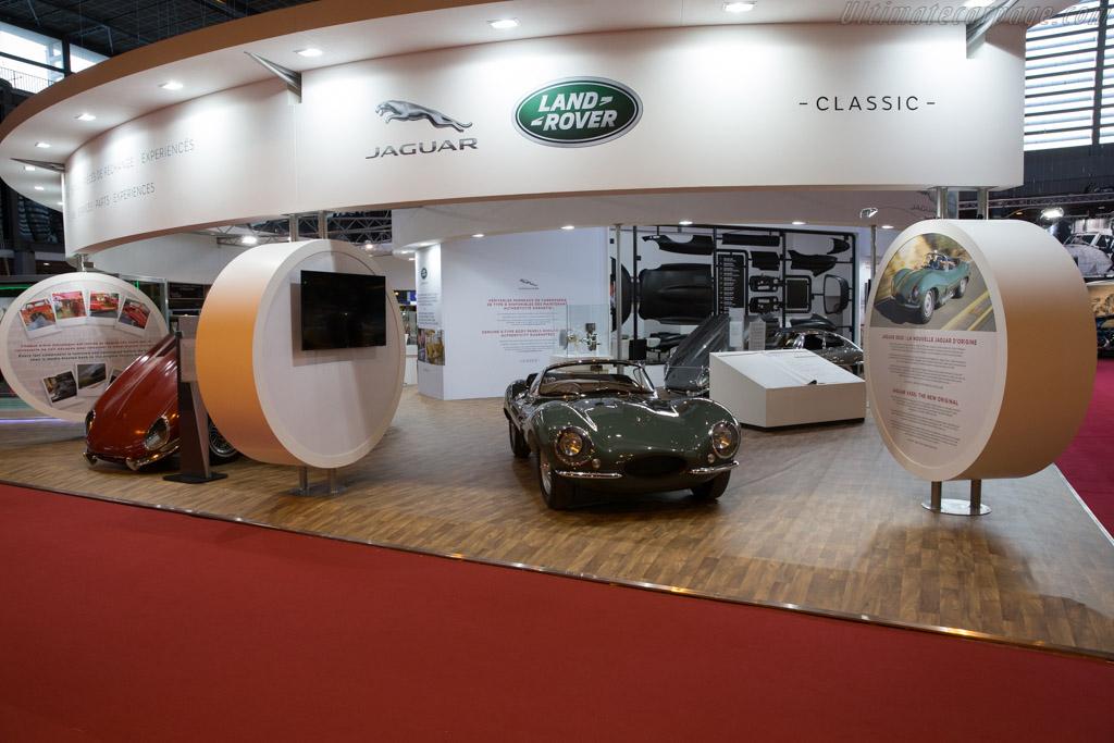 Jaguar XKSS Continuation  - Entrant: Jaguar Land Rover - 2017 Retromobile
