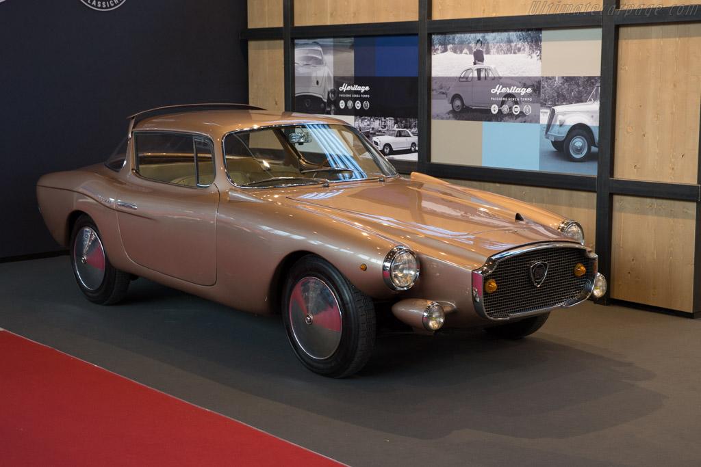 Lancia Flaminia Loewy  - Entrant: Fiat Heritage  - 2017 Retromobile