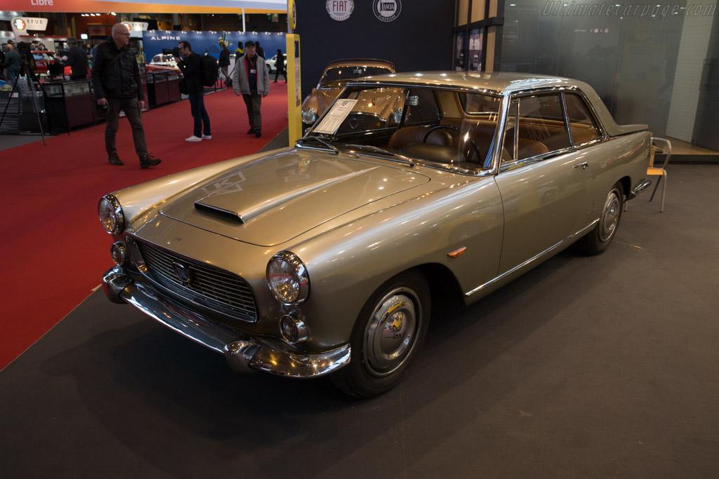 Lancia Flaminia Pinin Farina Coupe - Chassis: 826.030.1802 - Entrant: Fiat Heritage  - 2017 Retromobile