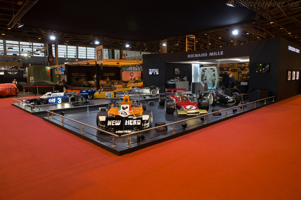 March 2-4-0  - Entrant: Richard Mille  - 2017 Retromobile