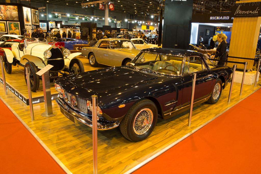 Maserati 5000 GT Allemano - Chassis: 103.046 - Entrant: Movendi  - 2017 Retromobile