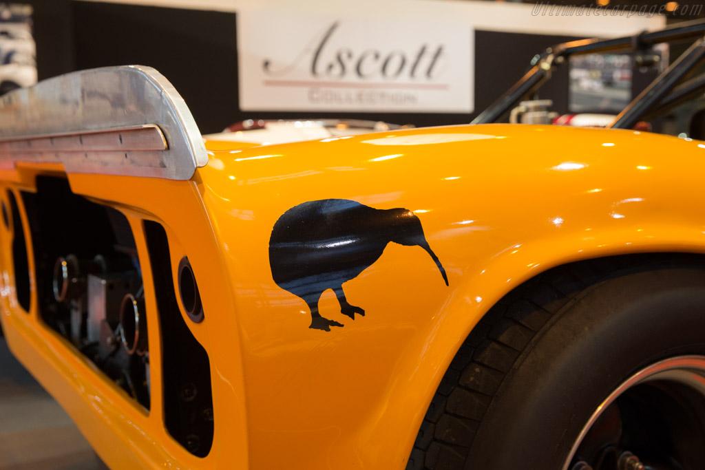 McLaren M1B  - Chassis: 30-06 - Entrant: Ascott Collection  - 2017 Retromobile