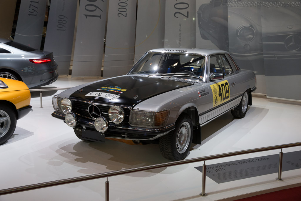 Ultimate Classic Rally Car
