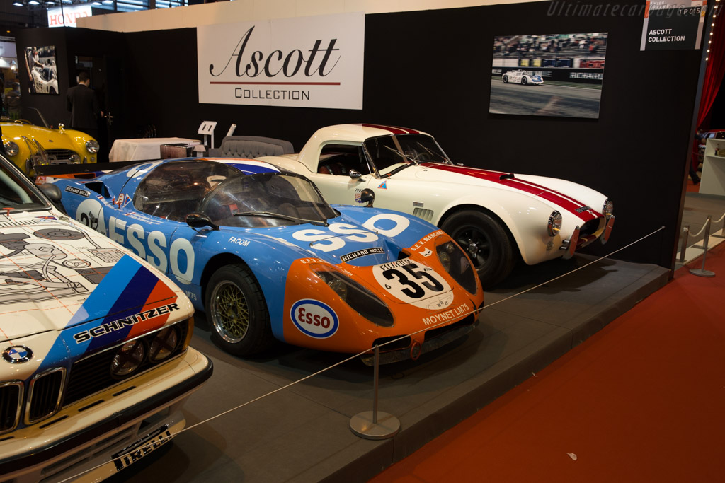 Moynet LM75 - Chassis: 1 - Entrant: Ascott Collection  - 2017 Retromobile