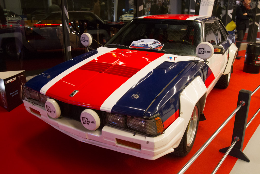 Nissan 240 RS    - 2017 Retromobile