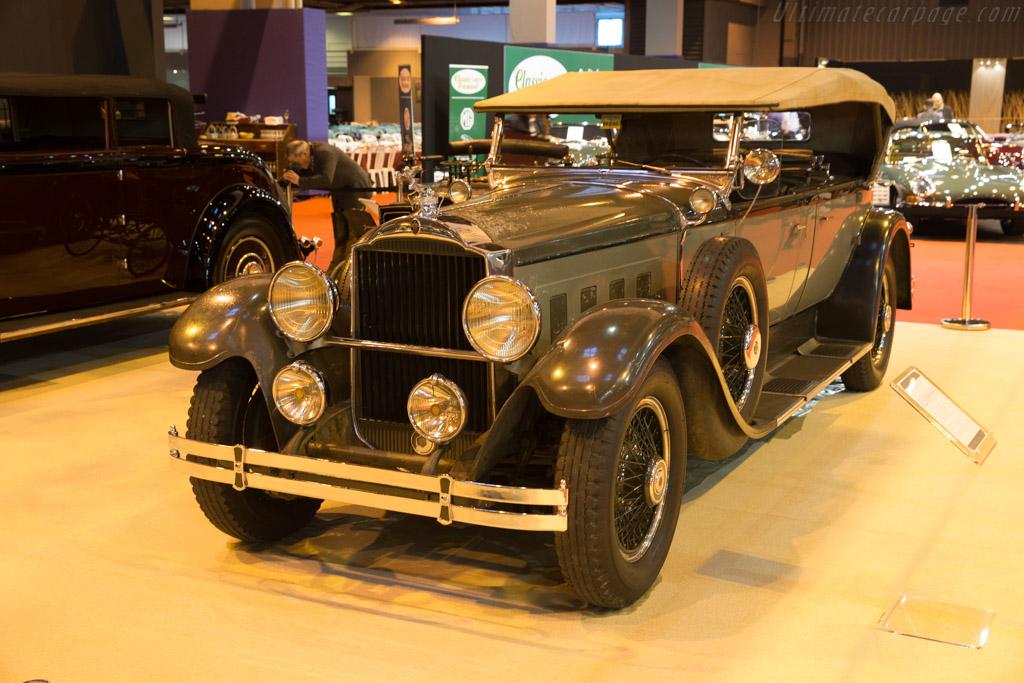 Packard 645 de Luxe Eight  - Entrant: Axel Schuette  - 2017 Retromobile
