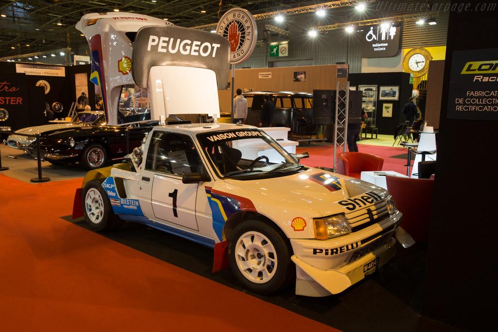 Peugeot 205 T16    - 2017 Retromobile