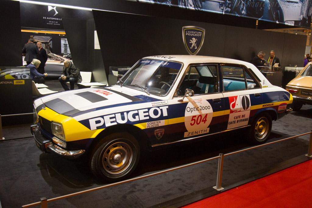 Peugeot 504    - 2017 Retromobile
