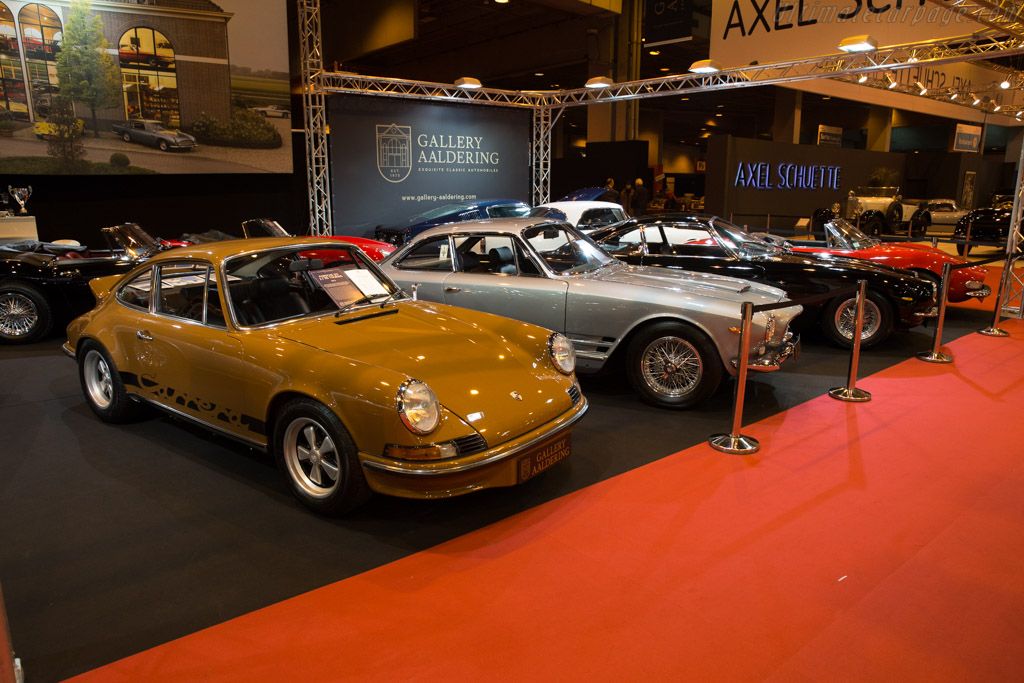 Porsche 911 Carrera RS 2.7 - Chassis: 911 360 1562 - Entrant: Gallery Aaldering  - 2017 Retromobile